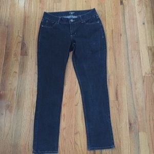 Riders by lee glitter skinny jeans
